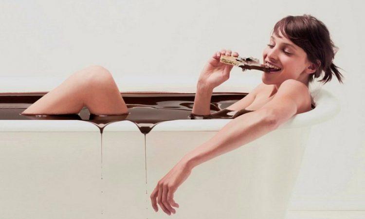 Шоколадная ванна в санатории лесные озера