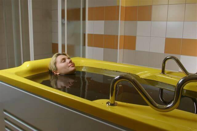 Ванна йодобромная в санатории Лесные озера