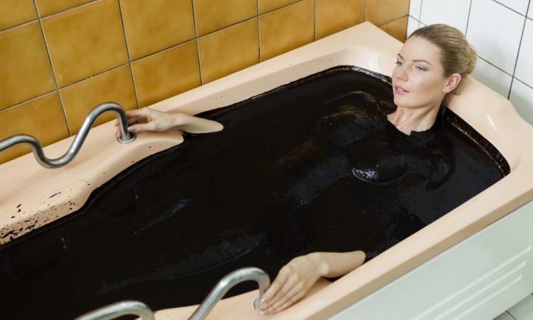 Ванны грязевые в санатории Беларуси Лесные озера