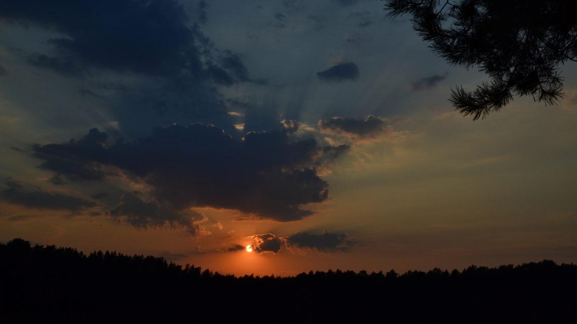 Закаты санаторий Лесные озера