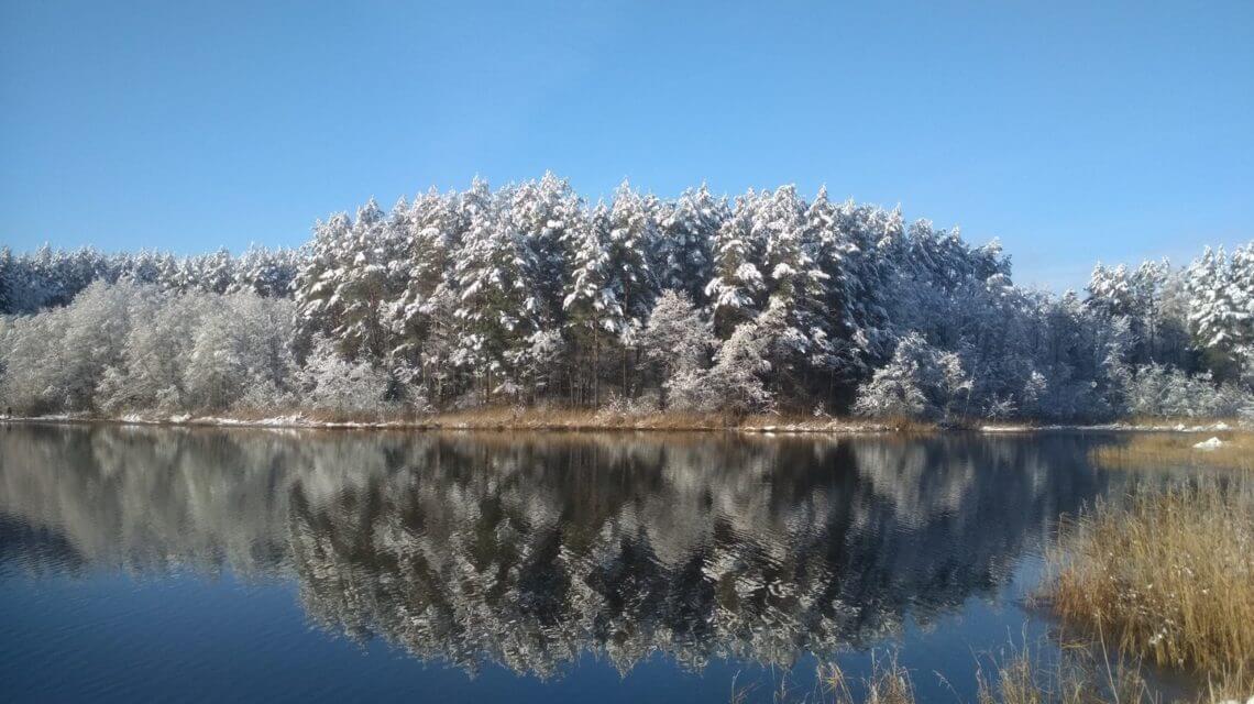 Весна в Лесных озерах