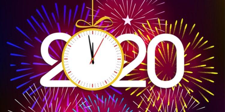 """Встречаем Новый год 2020 в санатории """"Лесные озёра""""!"""