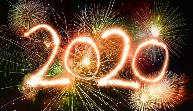 """Ресторан """"Ландыш"""" приглашает встретить Новый год 2020!"""