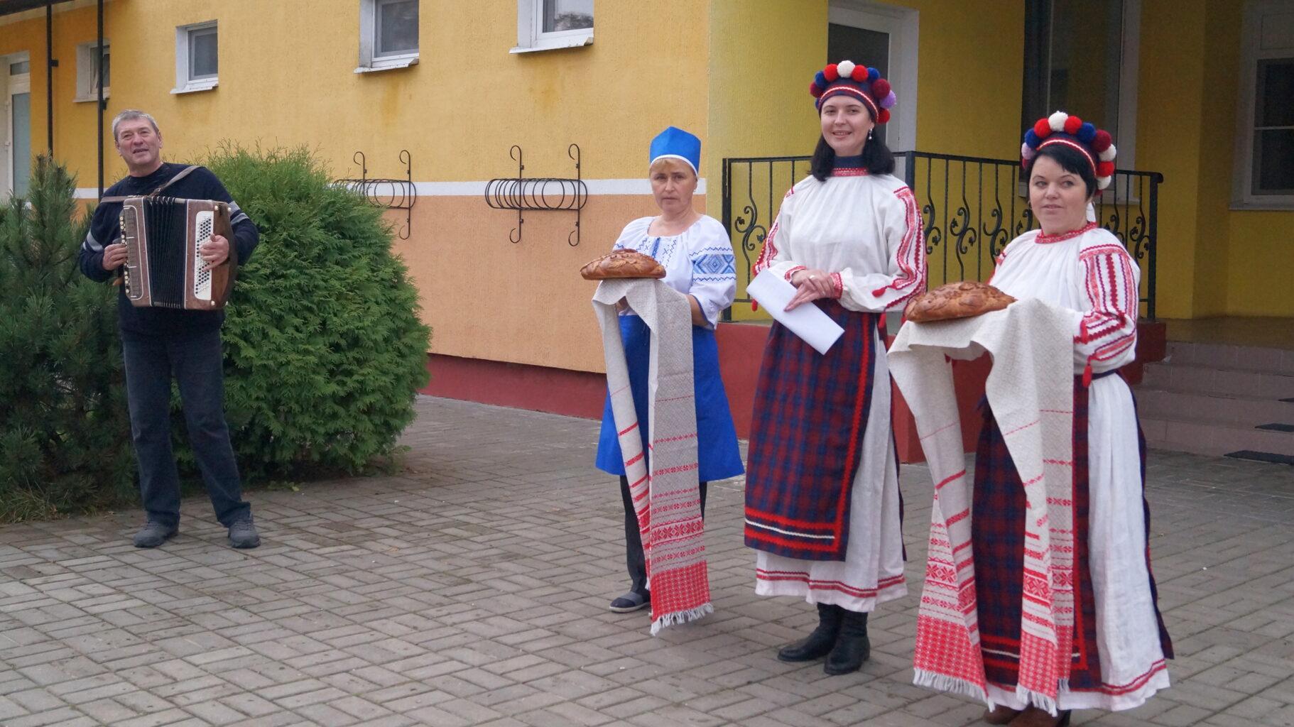 """Дни белорусской кухни в санатории """"Лесные озёра""""!"""