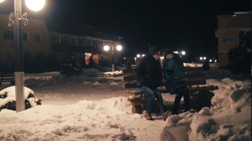 Зима в санатории